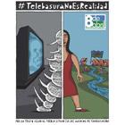 Logo Telebasura no es realidad