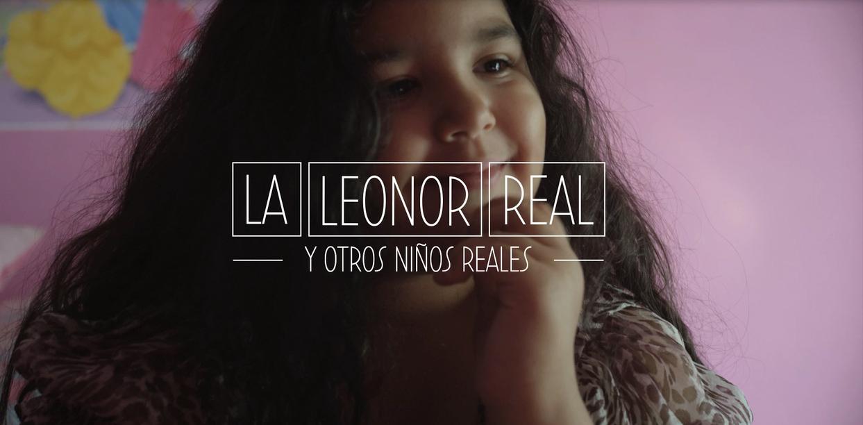 ¿Por qué lanzamos la campaña #LeonorDejaLaEscuela?