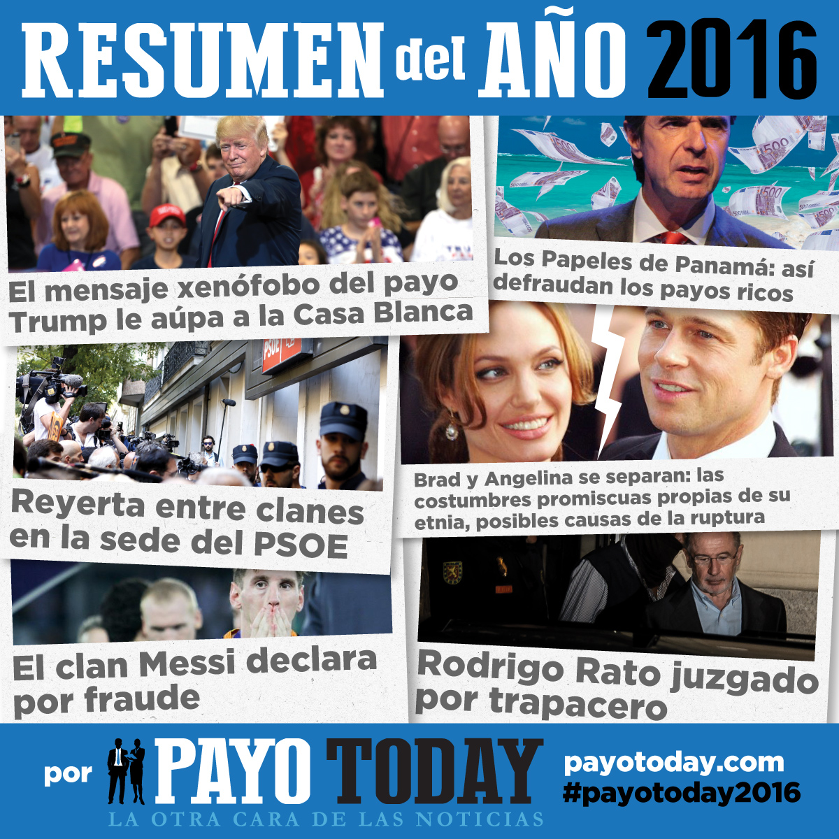 Payo Today 2016