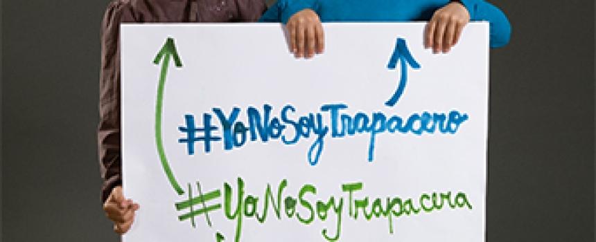 Así se hizo #YoNoSoyTrapacero