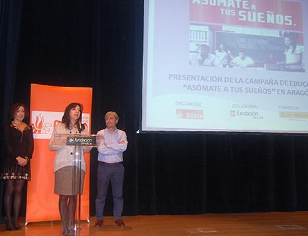 Más de cien personas, comprometidas con la educación en Aragón