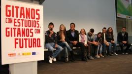 """Evento: """"Campaña"""" Gitanos con estudios, gitanos con futuro"""