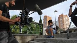 Videoclip Rodaje La Leonor real y otros niños reales