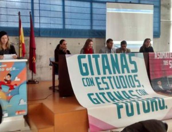 """Presentación de la campaña """"Asómate a tus sueños"""" en Murcia"""