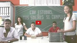 "Video: ""Spot"" Asómate a tus sueños"